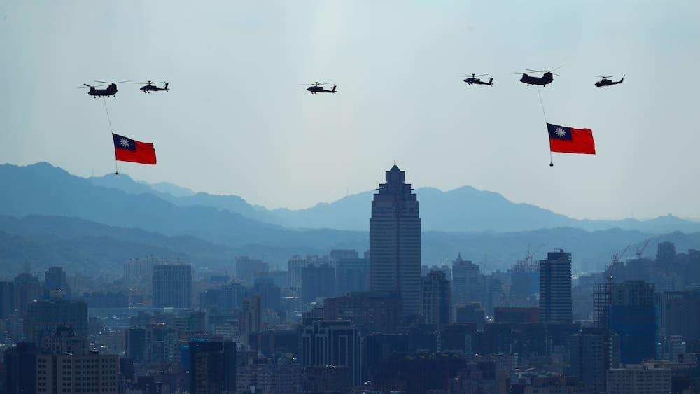 China will Taiwan annektieren - Blick