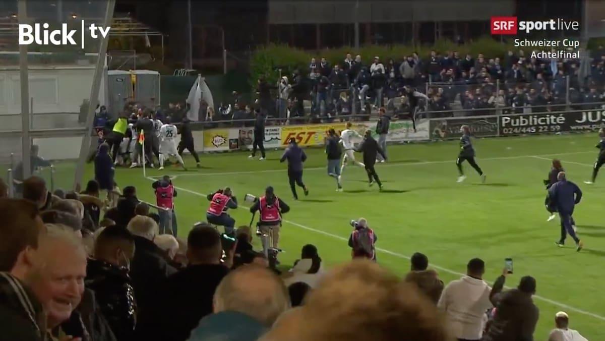 Alle 26. Elfer im Video: So dramatisch gewinnt Yverdon gegen Zürich im Cup