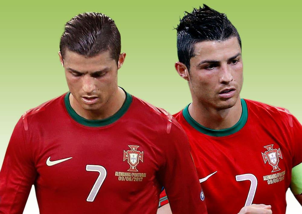 Eitler Superstar Uberrascht Fans Ronaldo Nach Der Pause Mit Neuer