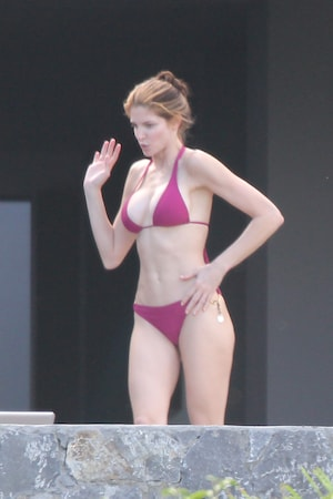 stephanie seymour und sohn bikini