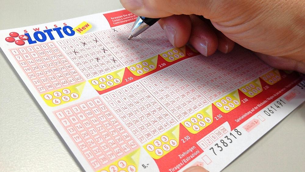 Schweiz Lotto