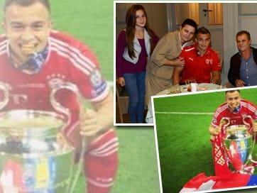 Schwester Medina Ich Bin Der Grosste Fan Von Ihm Familie Shaqiri Gratuliert Ihrem Xherdan