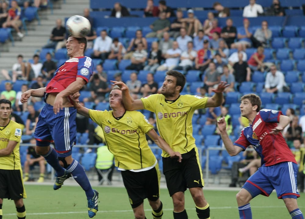 Basel Dortmund
