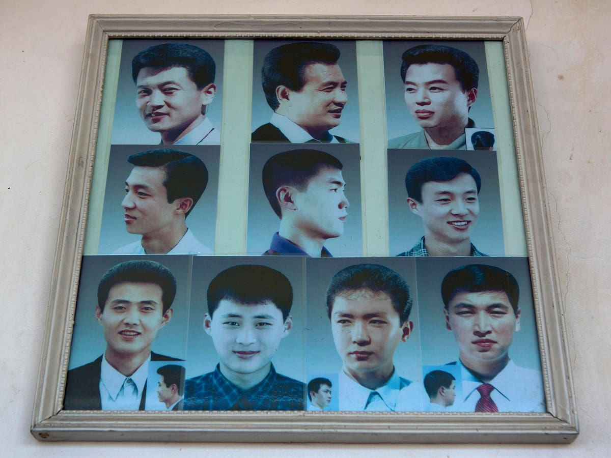Frisurendiktat in Nordkorea?: Coupe Kim für alle! - Blick