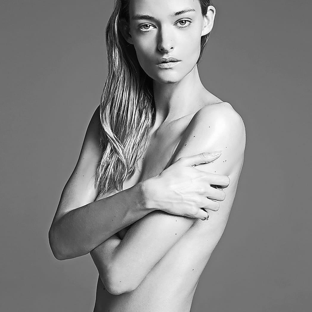Nadine Strittmatter  nackt