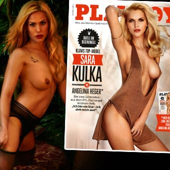 Kulka playboy nackt sarah Sara Kulka