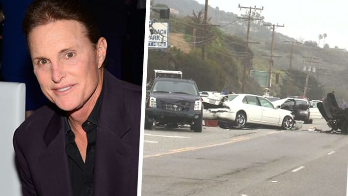 Bruce Jenner Unfall