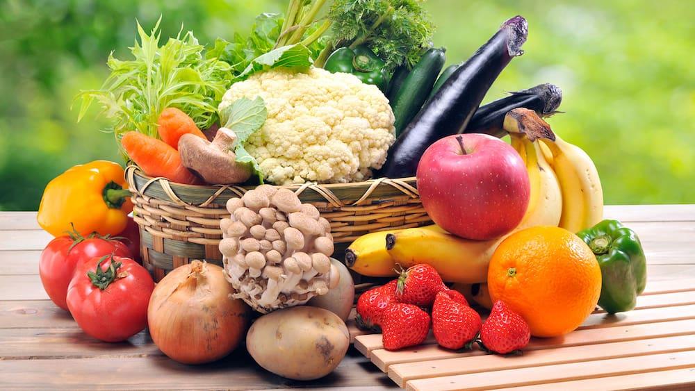 Empfohlenes Obst und Gemüse zur Gewichtsreduktion