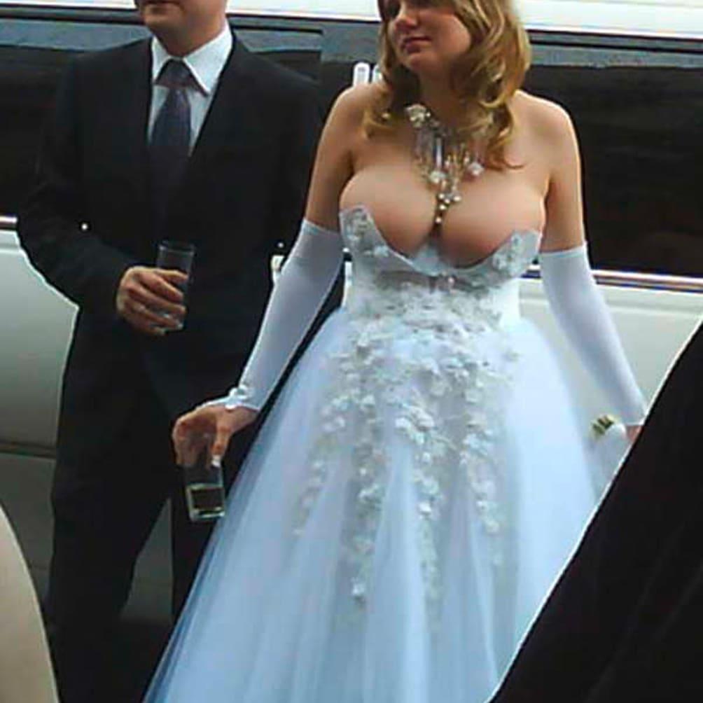 Die schlimmsten Brautkleider:  und wie Frau es besser macht