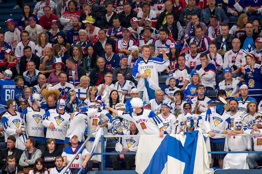 Finnland schreibt WM-Geschichte: Ösis kitzeln auch die