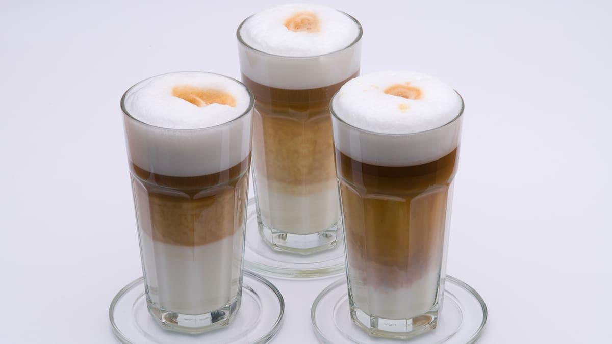 Cafe Latte zur Gewichtsreduktion