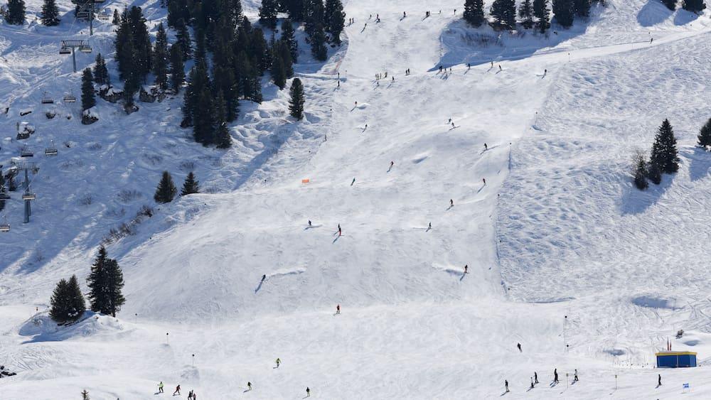 Skiunfall österreich
