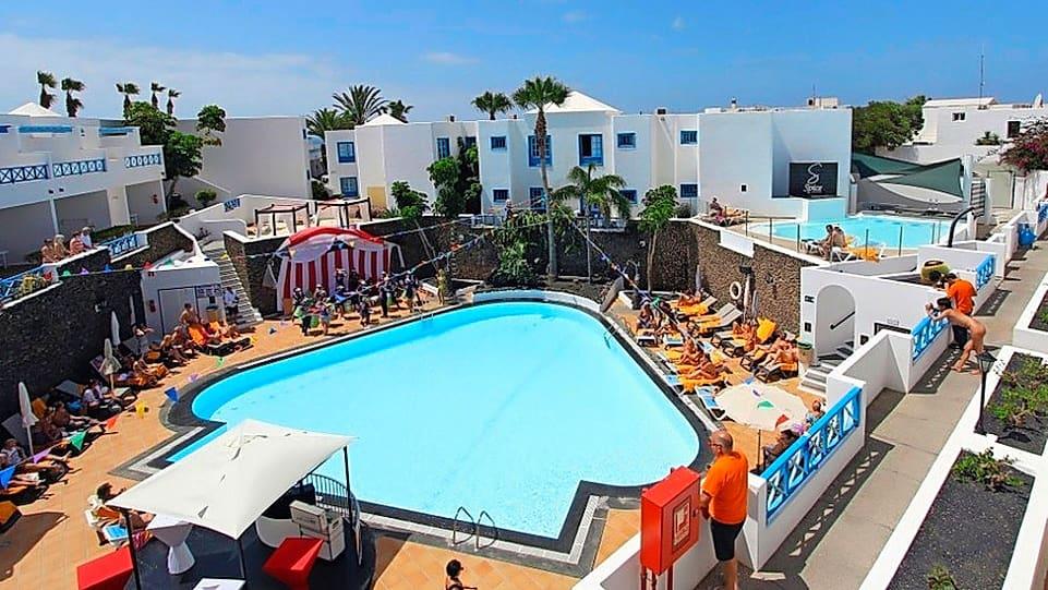 Das Swinger-Paradies auf Lanzarote: Hier ist wirklich All