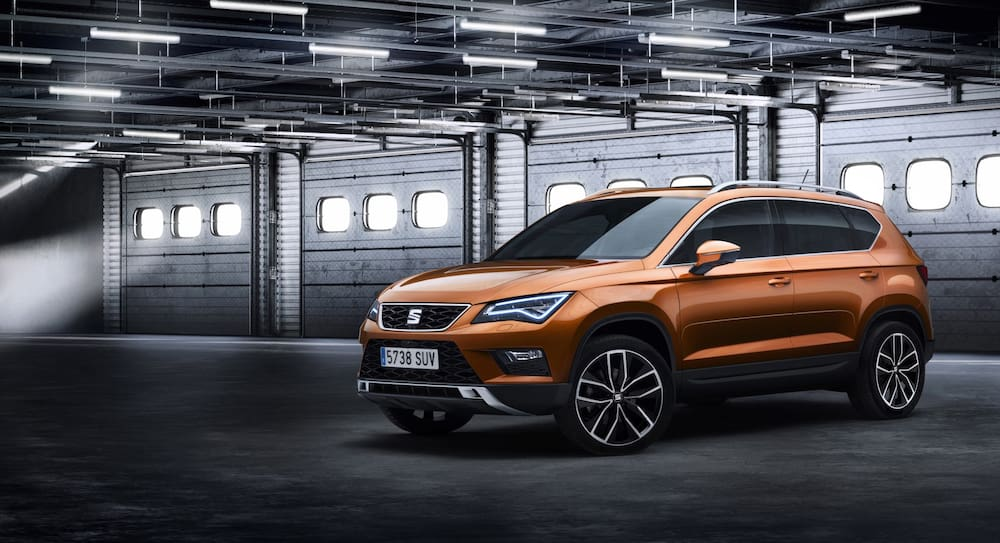 Surprising Neuvorstellung Seat Ateca Der Erste Seat Suv Blick Caraccident5 Cool Chair Designs And Ideas Caraccident5Info