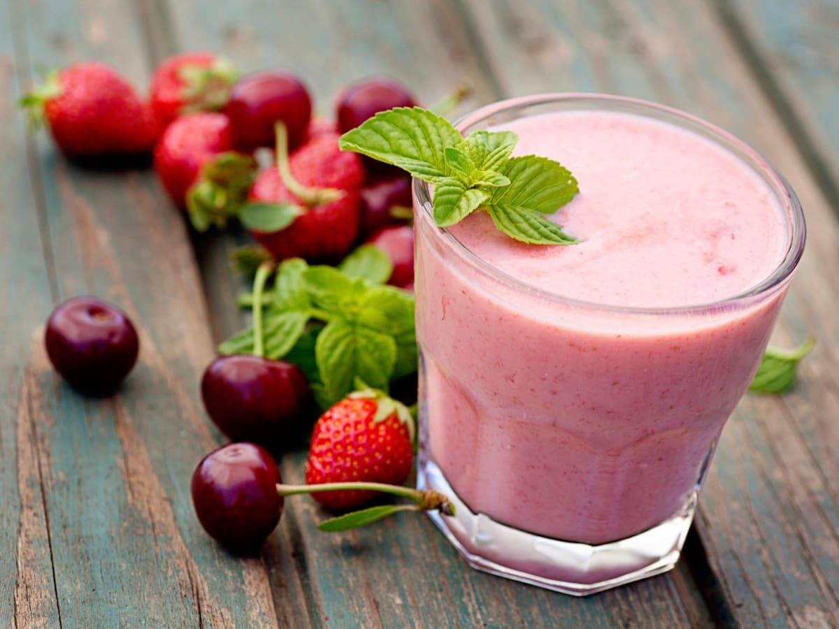 Fruchtsmoothie-Rezepte zur Gewichtsreduktion
