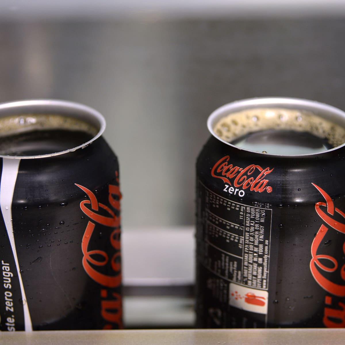 Diät Coca Cola Kalorien