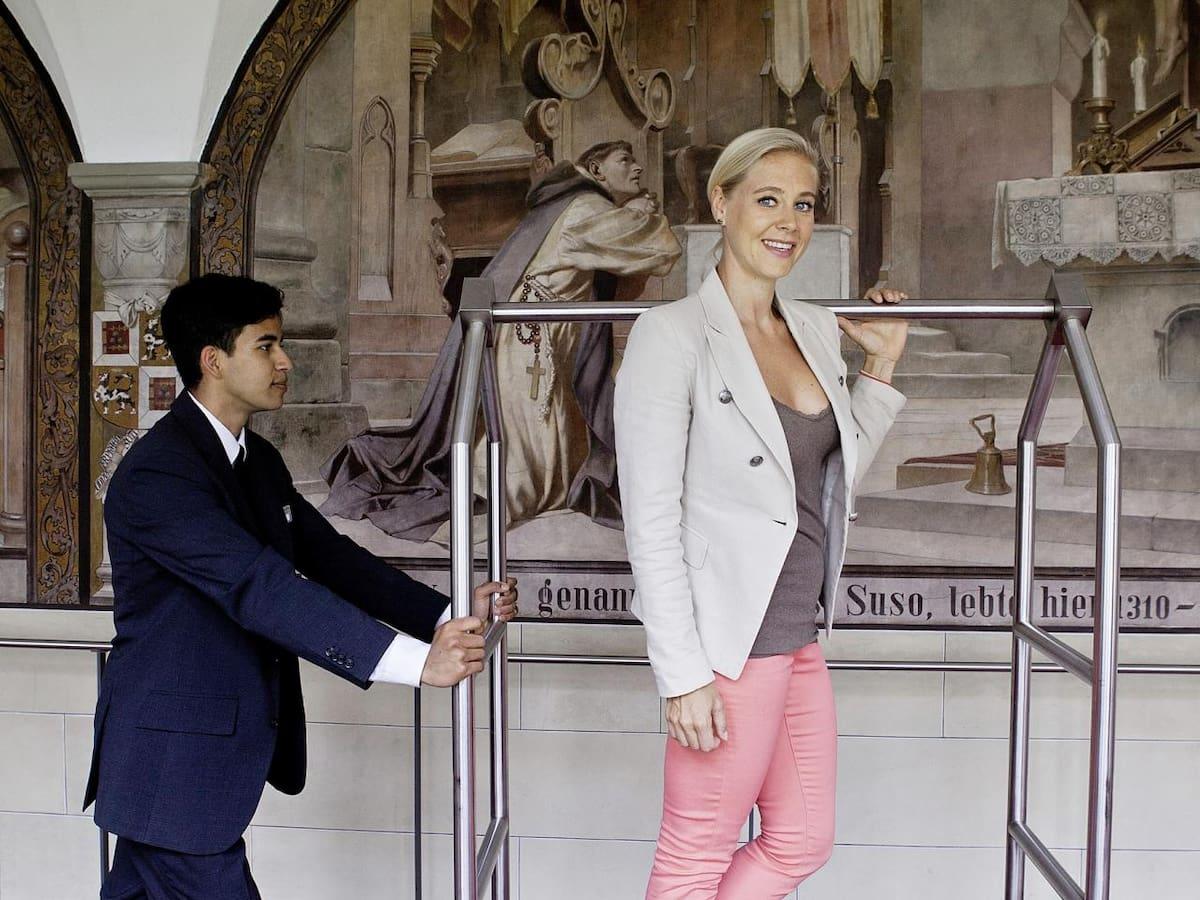 Nina hoteltesterin Hoteltester gesucht