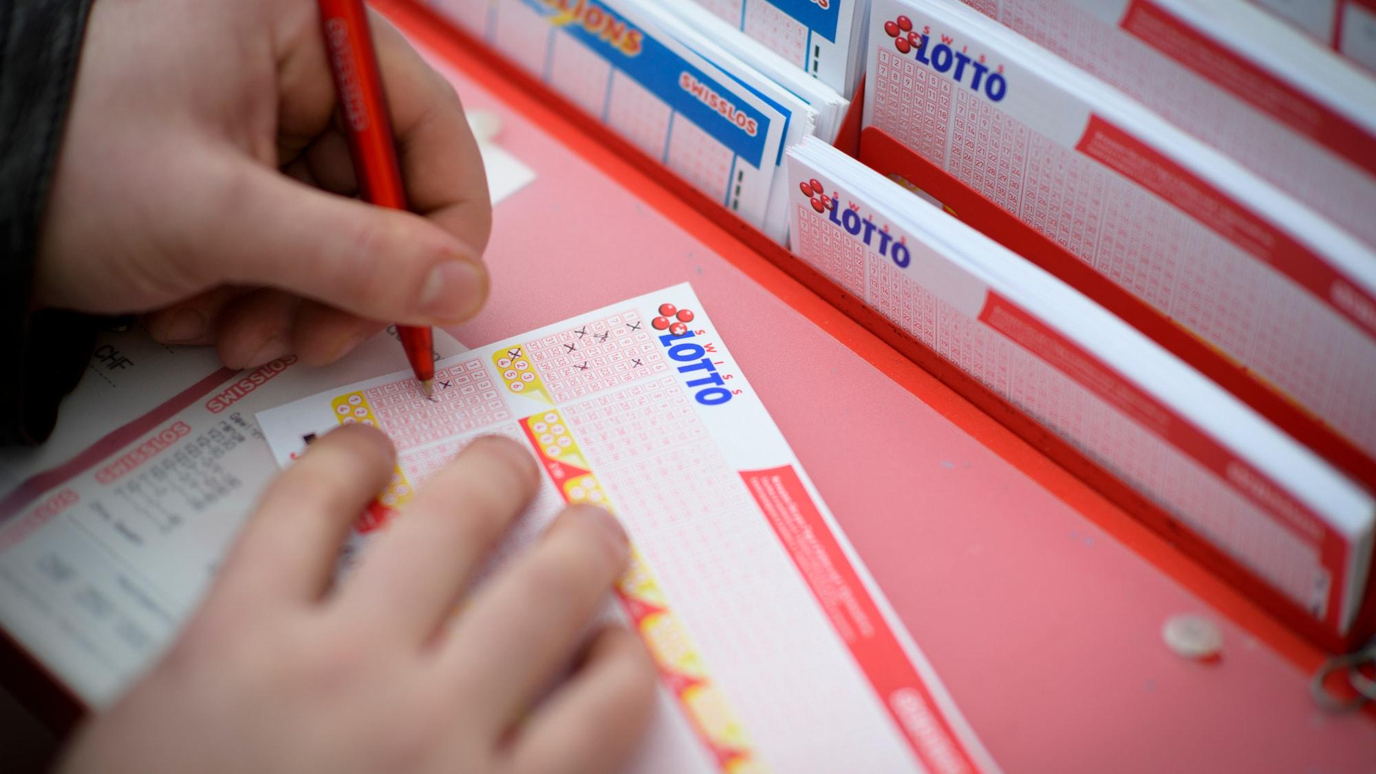 Swisslos-Gewinner: Glückspilz gewinnt eine Million Franken