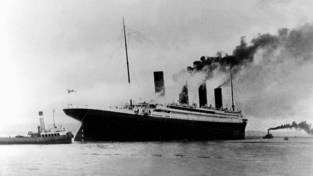 Titanic Feuer