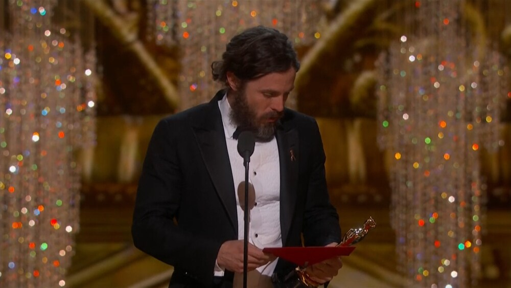Oscar Bester Schauspieler