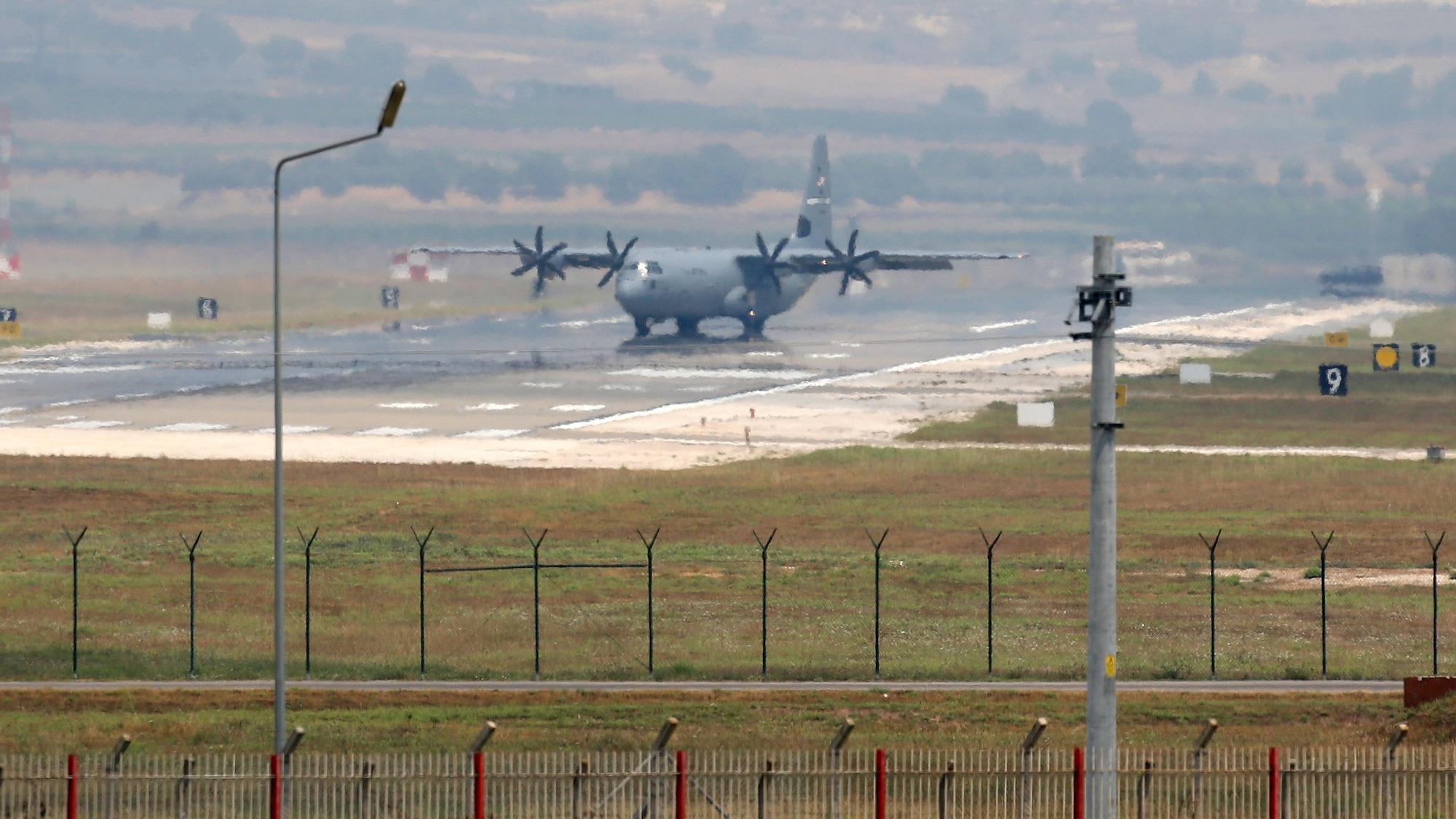 Bei Sanktionen gegen die Türkei: Erdogan droht USA mit Schliessung von Militärstützpunkten