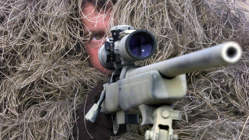 Sniper Rekorddistanz