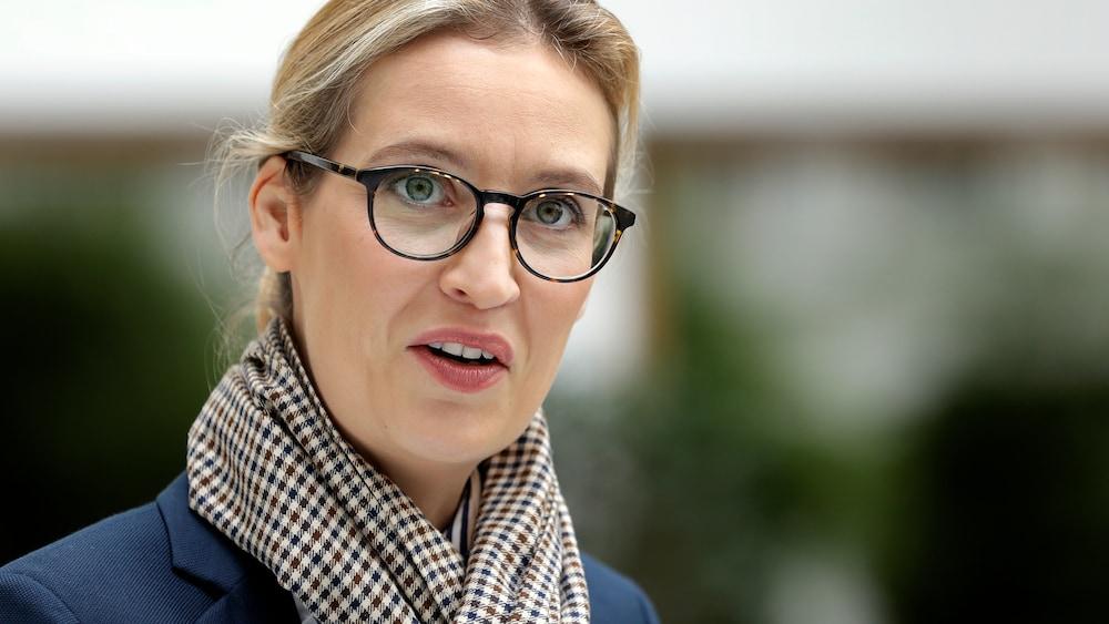 AfD-Fraktionsführerin Alice Weidel wohnt zeitweise in der