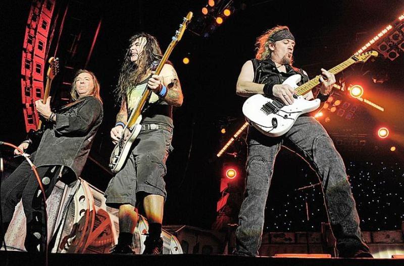 «Legacy Of The Beast»-Welttournee: Iron Maiden kommen nach