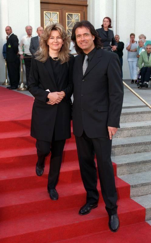 Traurige Gewissheit Frau Von Schlagerstar Andreas Martin Ist Tot