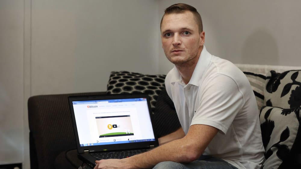 Brite wirft Laptop mit 210 Millionen Pfund in Bitcoins in den Müll - Blick