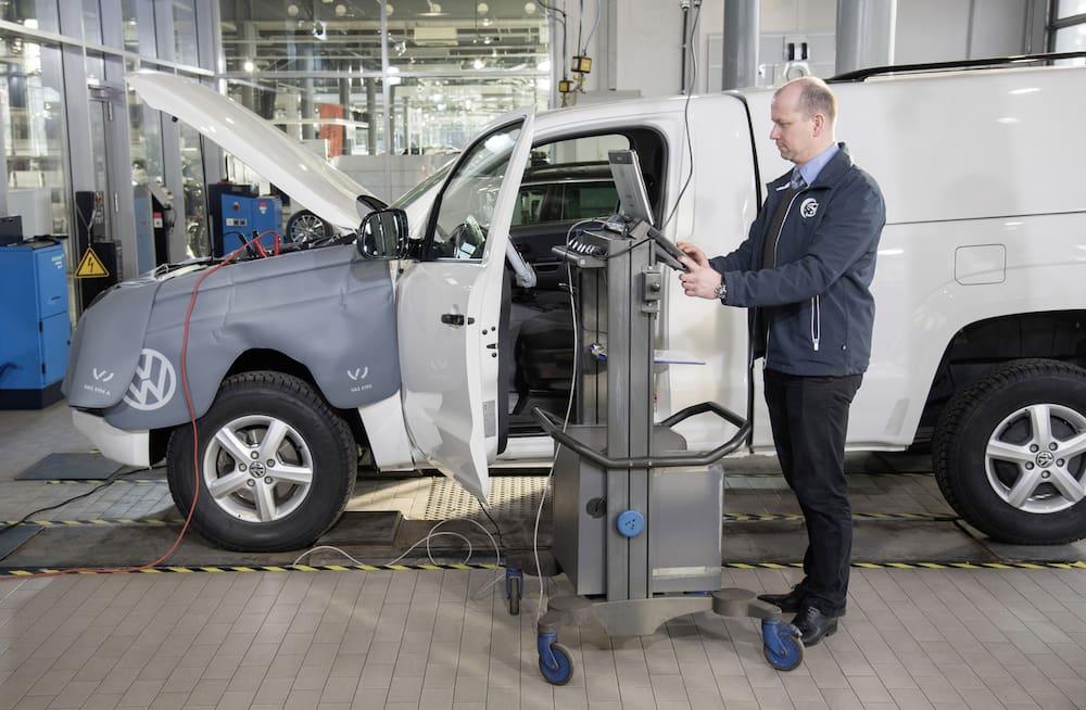 VW-Diesel-Software-Update: Alles im grünen Bereich? - Blick