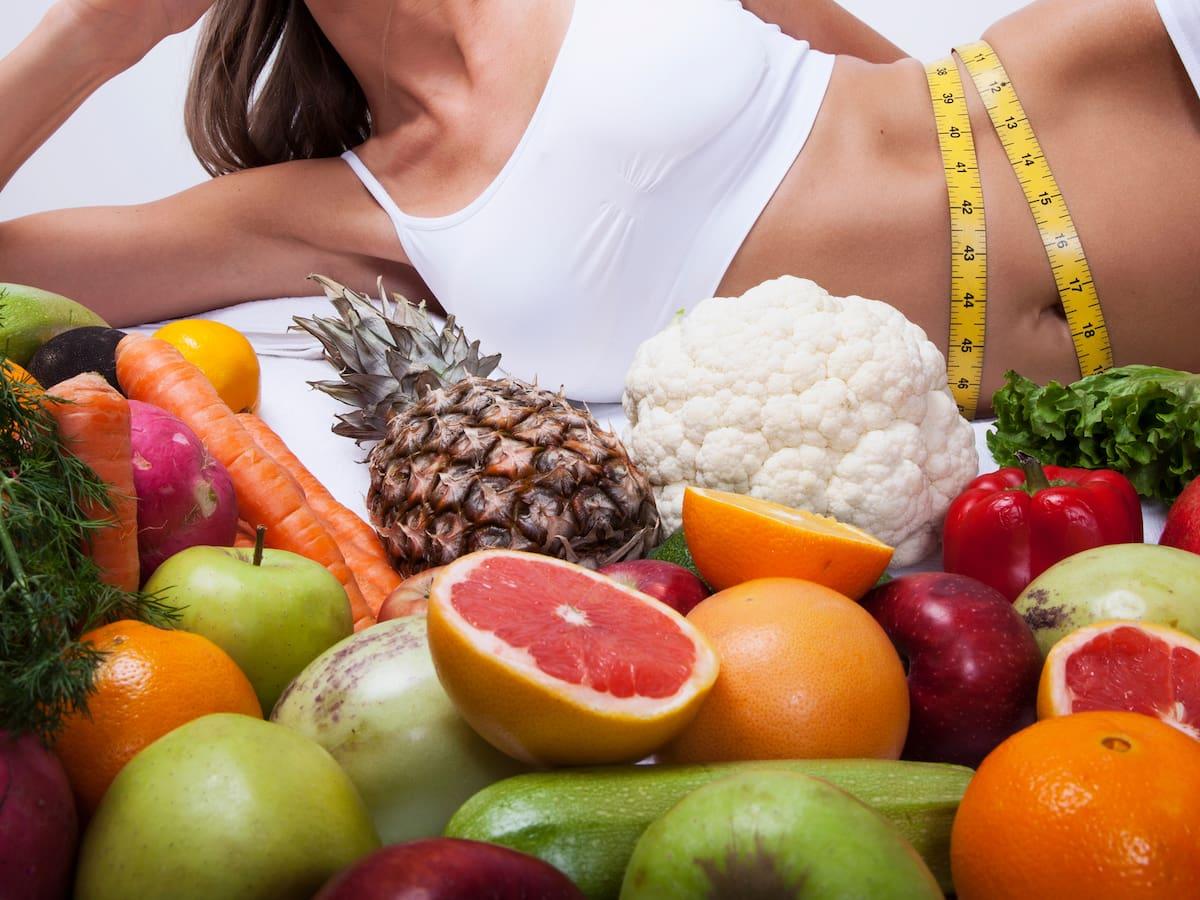 Vegetarische Ernährung, um 5 Kilo in 2 Wochen zu verlieren