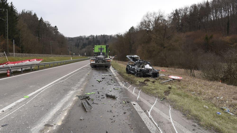 Unfall Michelsneukirchen Heute
