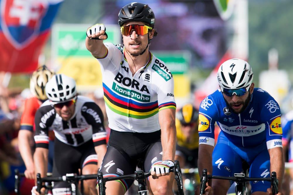 Tour de Suisse - Sagan: «Mein Sohn macht mich so glücklich