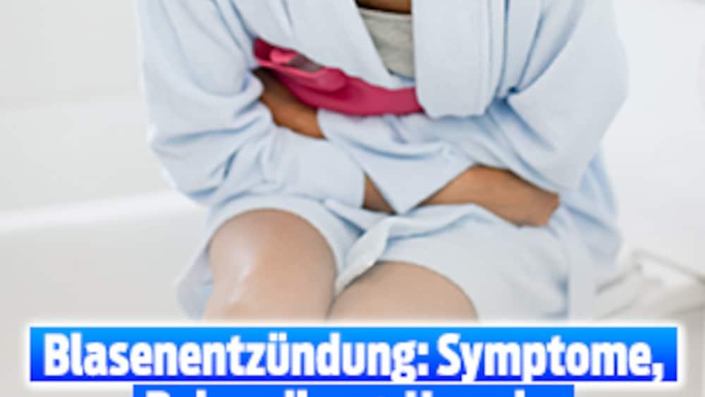 unterleibsschmerzen bei blasenentzündung