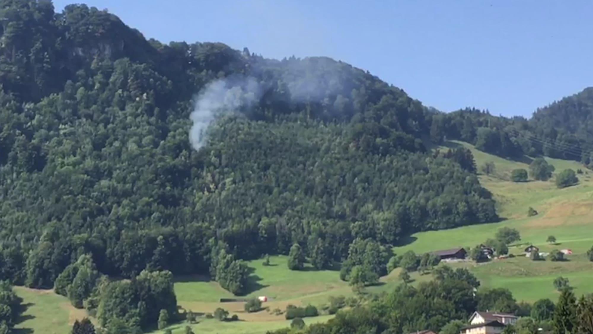 Pilotenfehler schuld an tödlichem Flugzeugcrash in Nidwalden