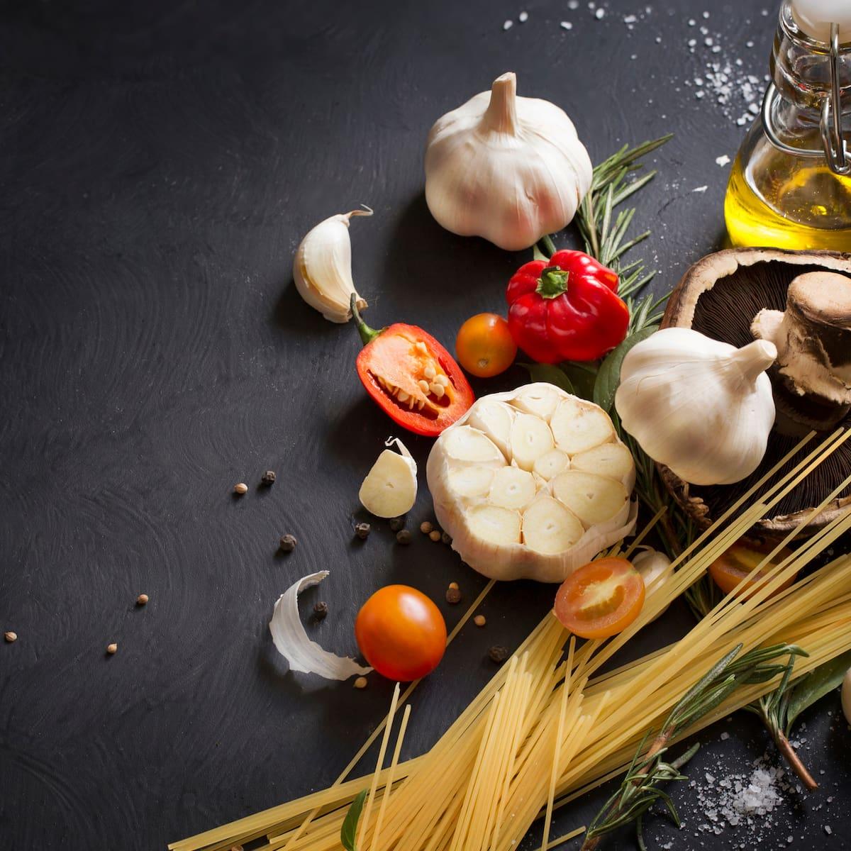 Typische Rezepte der Mittelmeerdiät