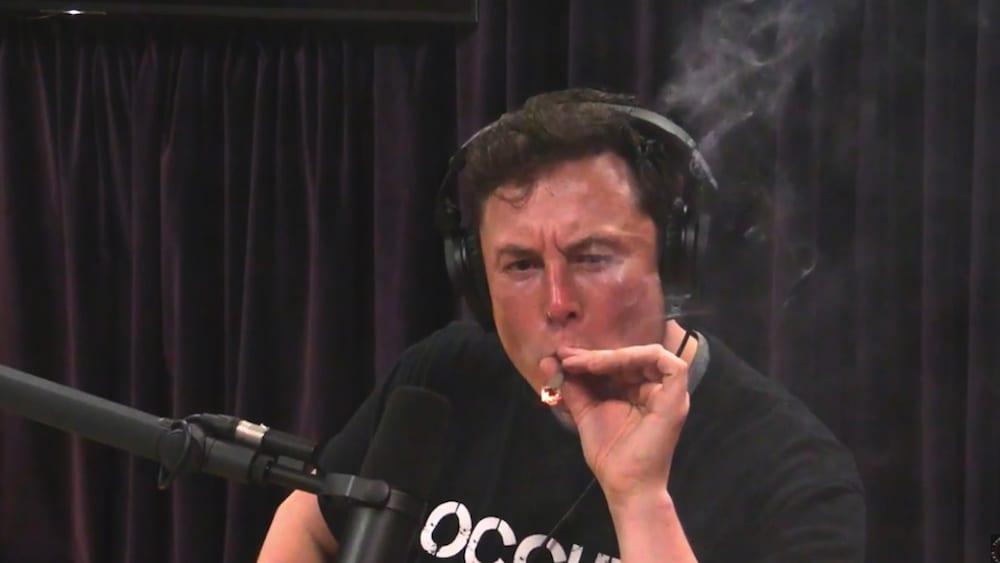 Nasa verbietet Elon Musks Mitarbeiter das Kiffen