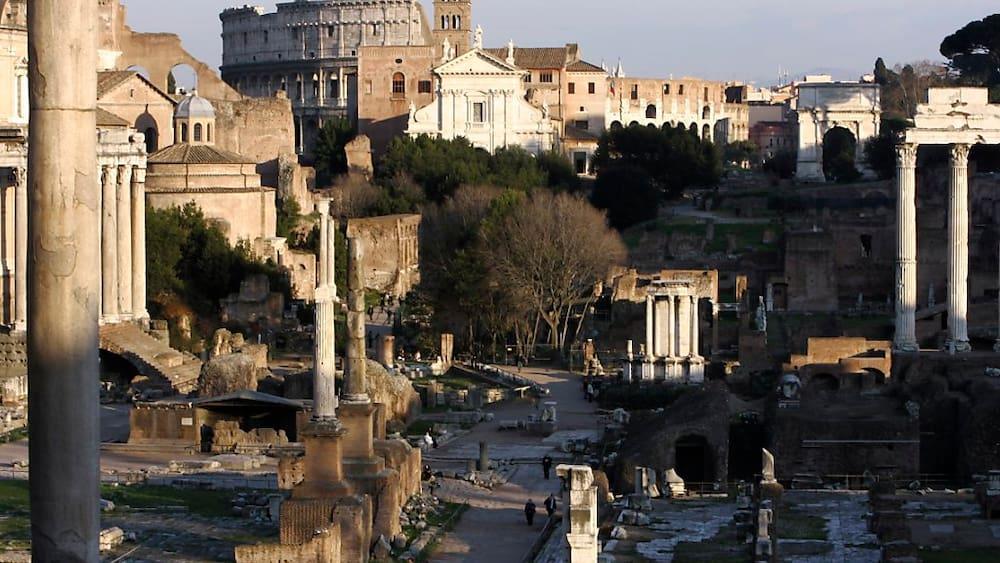 Rome Reborn: Mit VR das antike Rom in 3D hautnah erleben ...