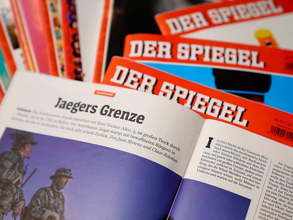 De Spiegel Vof.Us Botschaft Fordert Vom Spiegel Unabhangige Untersuchung Blick