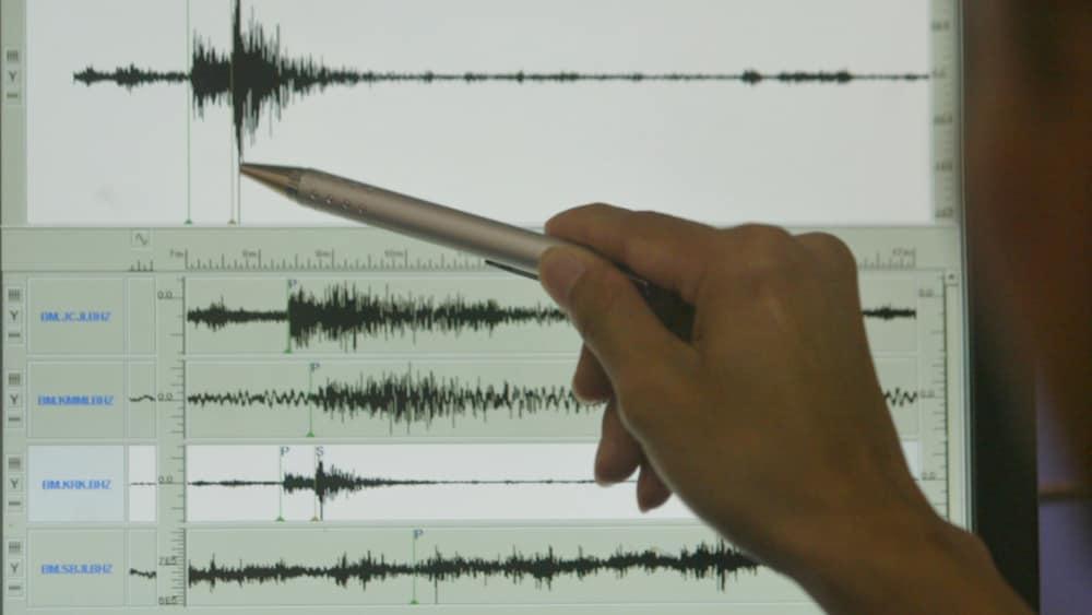 Erdbeben erschüttert Tonga