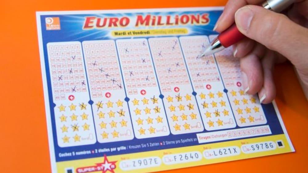 Euromillions Im Tv