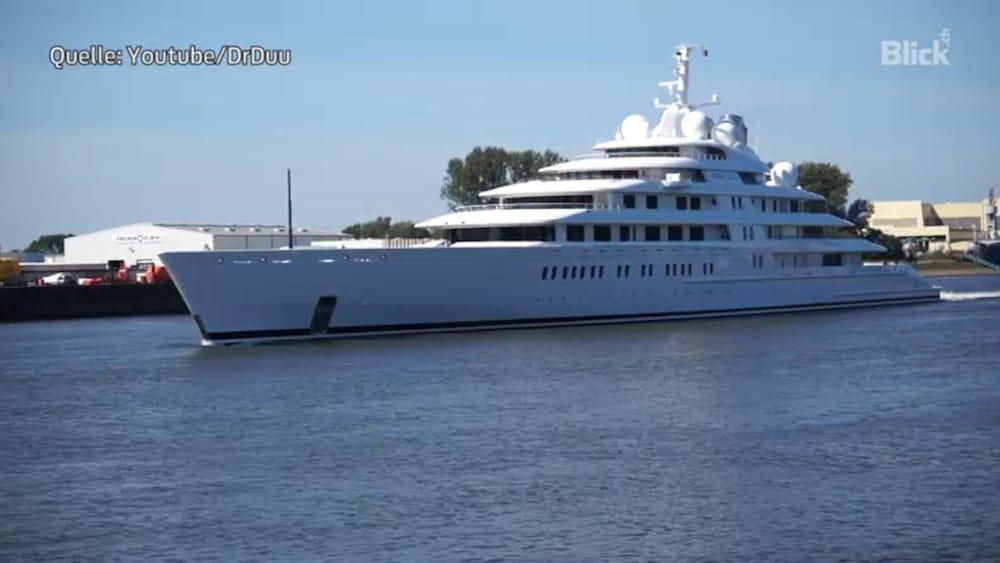 Längste Yacht