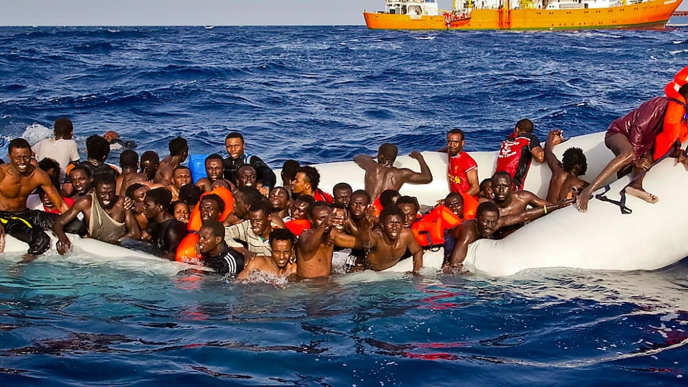 News Flüchtlinge Italien