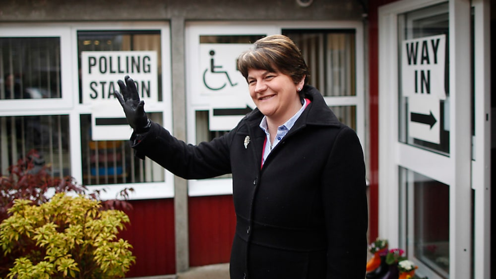 Wahl Nordirland