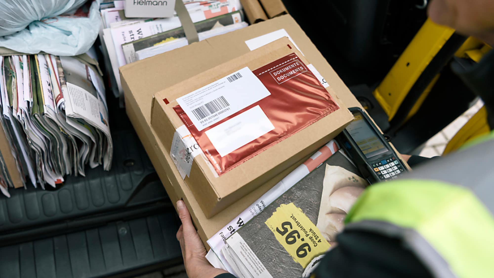 Fertig Gratis-Lieferung am Samstag: Post-Päckli kosten ab sofort 4.90 Franken