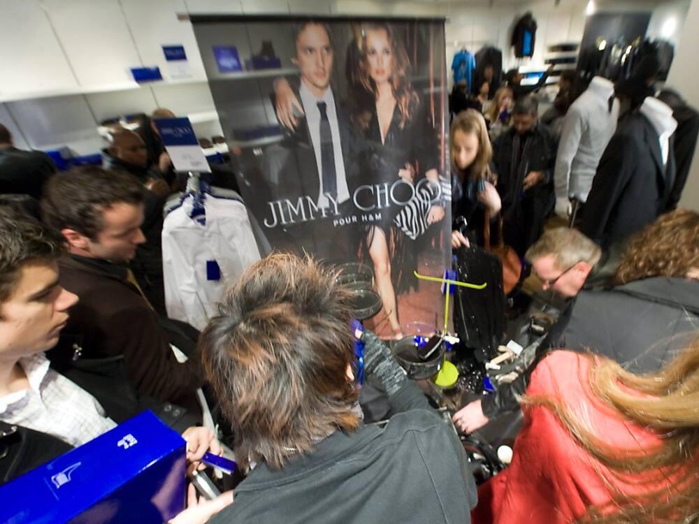 8e4857840e Michael Kors kauft Luxusschuhmarke Jimmy Choo - Blick