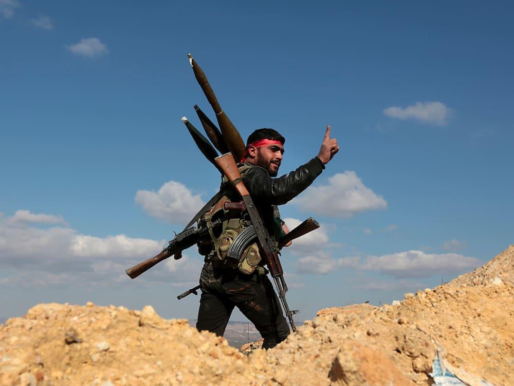 Hunderte befreite IS-Krieger warten auf neue Chance